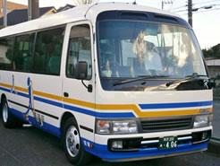 貸切観光バス(小型)写真